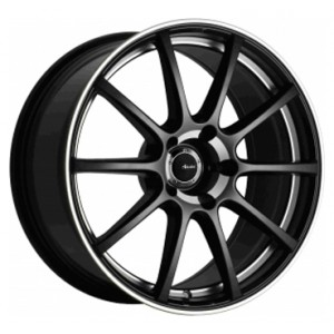 Диск колесный Advanti AN993 7.5x17/5x112 D66.6 ET30 BLPUK