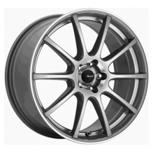 Диск колесный Advanti AN993 7.5x18/5x114.3 D60.1 ET40 SLPUK