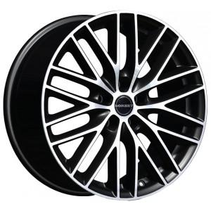Диск колесный Borbet BS5 7.5x17/5x100 D64.1 ET38 brilliant-silber
