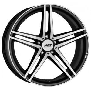 Диск колесный AEZ Portofino 8x17/5x112 D66.6 ET35 dark