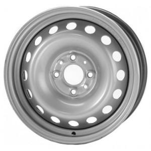 Диск колесный Trebl 53B35B 5.5x14/4x98 D58.6 ET35 silver (ВАЗ 2108-2112)