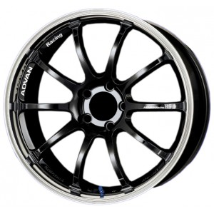 Диск колесный Advan RS-D 8x18/5x114.3 D73 ET45 Matt Black