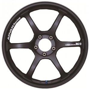 Диск колесный Advan RG-D 8.5x18/5x114.3 D73 ET33 Matt Black