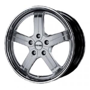 Диск колесный Toora T636 8x18/5x120 D72.6 ET35 Br Sil look Inox