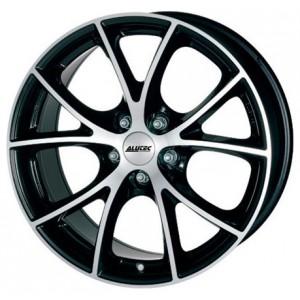 Диск колесный Alutec Cult 7x16/5x100 D63.3 ET38 Diamant black front polished