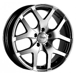 Диск колесный Advanti SF59 7x16/5x110 D65.1 ET35 BKF