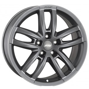 Диск 8.5x18 5x108 ET48 D70.1 ATS Radial Racing Grey