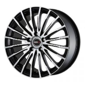 Диск колесный MAK Fatale 7.5x17/5x112 D76 ET30 Silver mirror