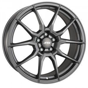 Диск 8.5x19 5x130 ET49 D71.6 ATS Racelight Racing Grey