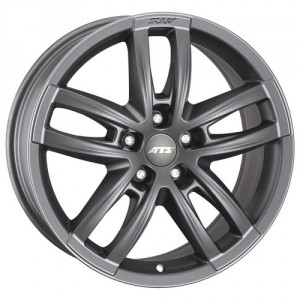 Диск 7.0x16 5x115 ET38 D70.2 ATS Radial Racing Grey