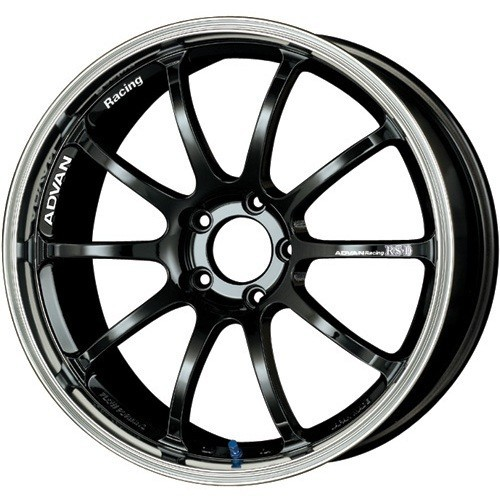 Диск колесный Advan RS-D 9.5x19/5x114.3 D73 ET45 MB