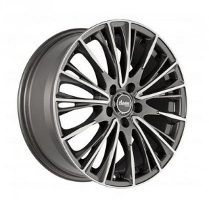 Диск колесный Advanti ASK26 7x17/5x105 D56.6 ET40 GMFP