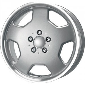 Диск колесный Alutec DTM7 7.5x17/5x112 D66.6 ET35 Silver