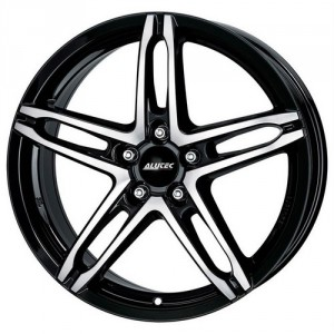 Диск 7x17 5x112 ET38 D70.1 Alutec Poison Racing Black