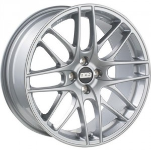 Диск колесный BBS CS 8.5x19/5x112 D82 ET40 brilliant-silber