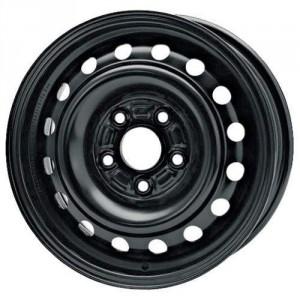 Диск колесный R-Steel 454211 14x5.5 4x100 ET43 d60.1 Renault/Nissan black