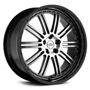 Диск колесный Redbourne Marques 9.5x22/5x120 D72 ET32 Gloss Black