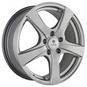 Диск 6x15 4x100 ET53 D56.1 Wiger Sport Power WGS0906 Sil