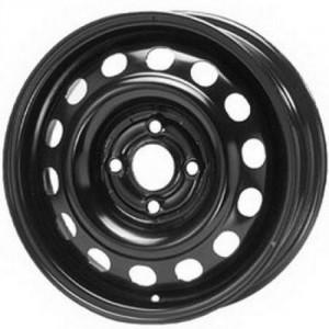 13x5.0   4x100   ET46   d54   Hyundai   black   Кременчугский колёсный завод