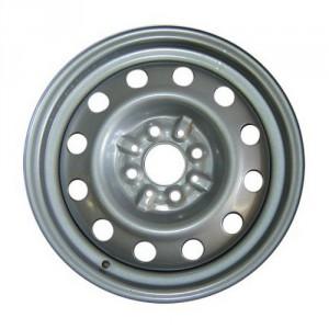 Диск колесный  15x5.5 4x114.3 ET40 d67 Nissan Tiida Кременчугский колёсный завод