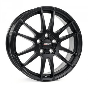 Диск 6.5x17 5x100 ET38 D57.1 Alutec Monstr Racing Black