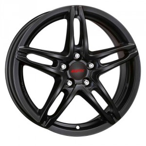 Диск 7x16 5x114.3 ET48 D70.1 Alutec Poison Racing Black