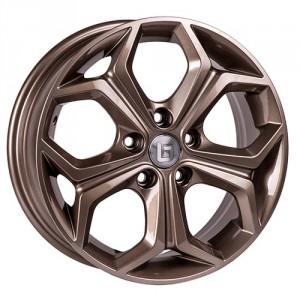 Диск колесный Just J1103 6.5x16/5x108 D63.4 ET50 Gloss Brown