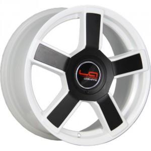 Диск 7x18 5x114.3 ET38 D67.1 LegeArtis Concept Concept-Mi534 White + Black inserts