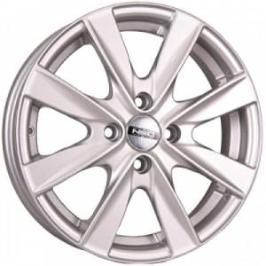 5,5x15 4x100 ET46 D60,1 Neo 524 Silver
