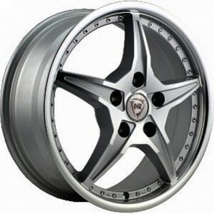 16x6.5   5x100   ET48   d56.1   SH657   SF   NZ Wheels