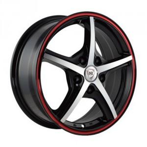 16x6.5   5x105   ET39   d56.6   SH667   BKFRS   NZ Wheels