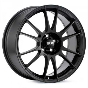 Диск 8x17 5x108 ET55 D75 OZ Ultraleggera Matt Black