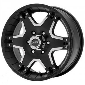 Диск колесный American Racing AR392 8.5x18/6x139.7 D78.1 ET30 Black/Machined