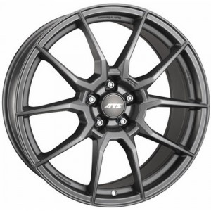 Диск 8.5x19 5x112 ET38 D75.1 ATS Racelight Racing Grey
