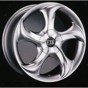 Диск колесный Futek F-145 7xR15/4x100x D73.2 ET40 CH