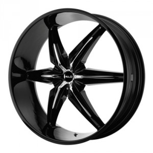 Диск колесный Helo HE866 8.5x20/5x130 D84.1 ET35 Black/Chrome