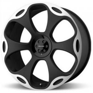 Диск колесный KMC Zero 8.5x20/6x135 D100 ET35 Black