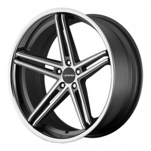 Диск колесный Lorenzo WL197 9.5x22/5x114.3 D72.6 ET38 Gray/Machined