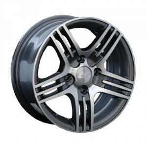 Диск колесный LS 150 6x14/4x98 D58.6 ET35 GMF