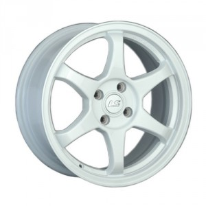 Диск колесный LS 418 7x16/4x100 D73.1 ET40 White