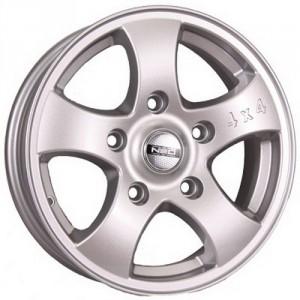7x16 5x130 ET35 D84,1 Neo 641 Silver