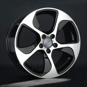 Диск 7.5x17 5x112 ET45 D57.1 NW Replica Audi R646 S