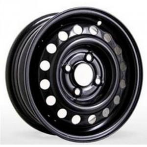 16x6.5   5x114.3   ET40   d66.1   YA534 (Nissan)   black   R-Steel