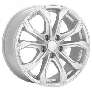 Диск колесный Rial W10 7.5x16/5x112 D66.5 ET37 Sterling Silver