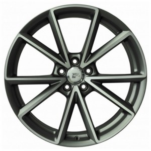 Диск колесный WSP Italy Aiace 8.5x20/5x112 D66.6 ET33 Anthracite Polished