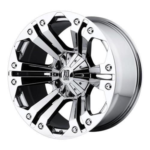 Диск колесный XD Series XD778 9x18/5x150 D110 ET35 Chrome