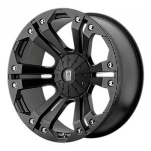 Диск колесный XD Series XD778 9x18/5x114.3 D72.7 ET35 Matte Black