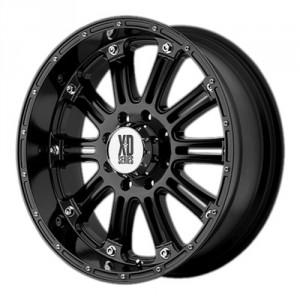 Диск колесный XD Series XD795 9.5x22/5x150 D110 ET30 Black