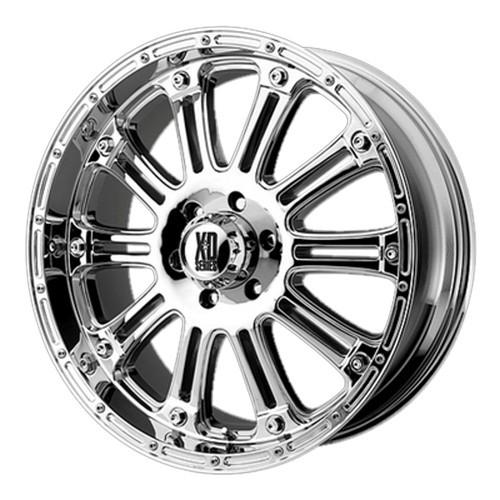 Диск колесный XD Series XD795 8.5x20/5x150 D110 ET50 Chrome