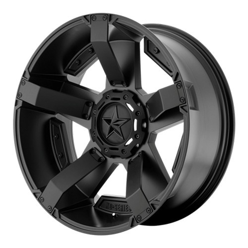 Диск колесный XD Series XD811 9x20/8x165 D130 ET15 Black
